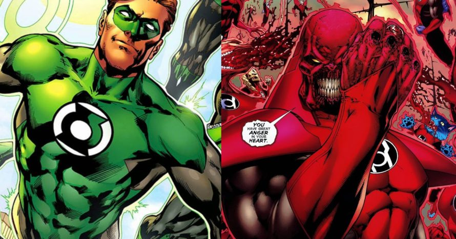 Tropa dos Lanternas: o significado de suas cores, segundo a DC
