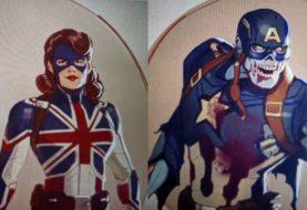 Artes da série What If...? revelam visuais alternativos de heróis da Marvel