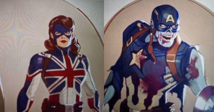 Artes da série What If…? revelam visuais alternativos de heróis da Marvel