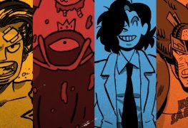 Bruttal: Omelete lança selo de quadrinhos com acesso grátis