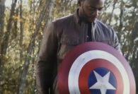 Como Capitão América repassou um escudo novinho para o Falcão? Confira possibilidades