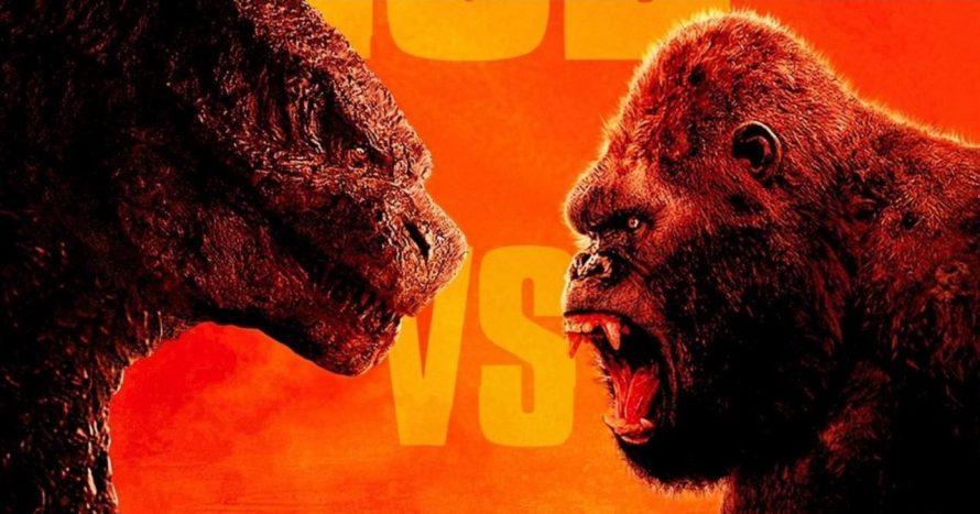 Godzilla vs Kong tem primeiro trailer divulgado; assista