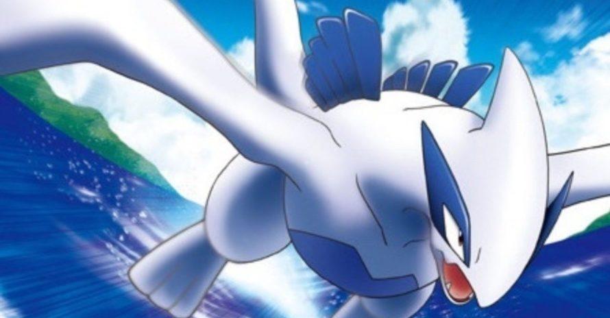 Anime de Pokémon mostra reencontro de Ash e o lendário Lugia