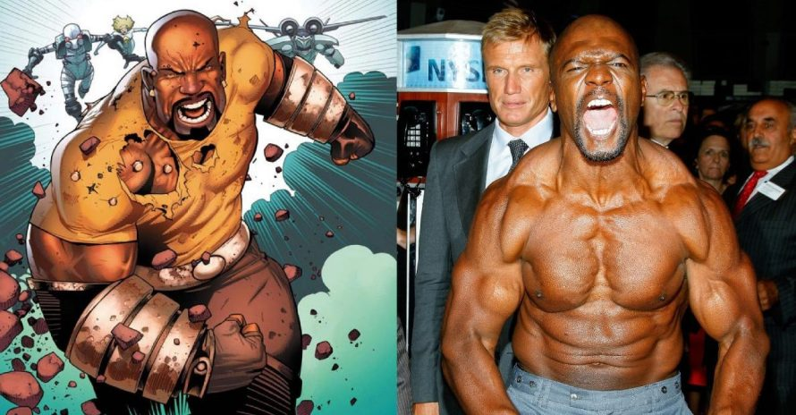 Terry Crews pode ser novo Luke Cage do Universo Marvel, diz site