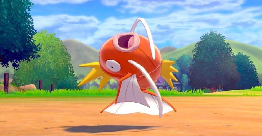 Pokémon Sword & Shield: Magikarp em lutas de raid revolta jogadores; entenda