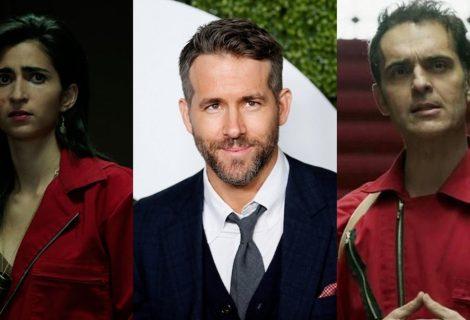 CCXP 2019: Netflix trará Ryan Reynolds e astros de La Casa de Papel para o Brasil
