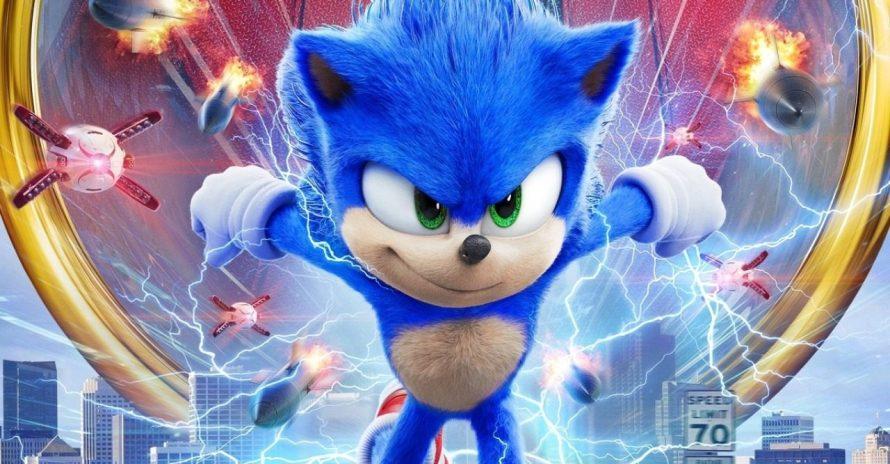 Sonic: O Filme consegue destronar Marvel após 10 anos como líder de bilheterias
