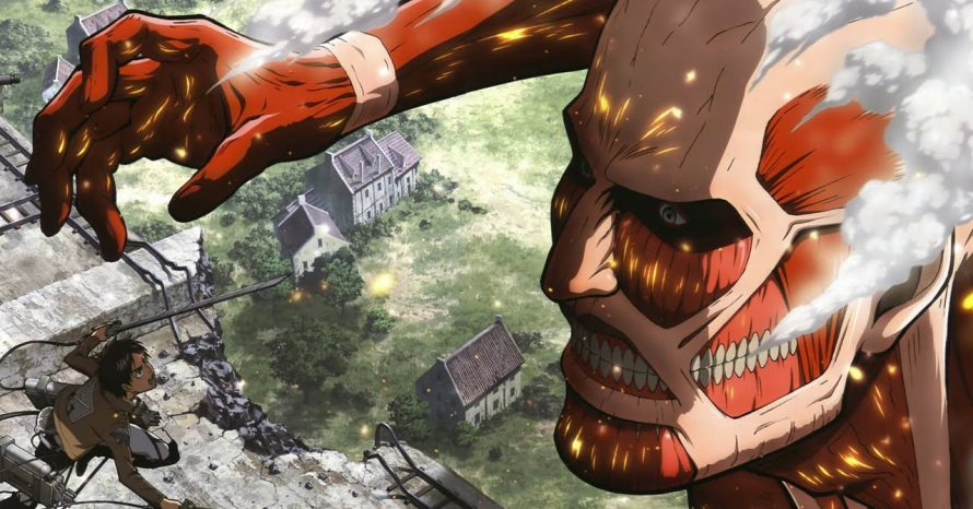 Attack on Titan: temporada final ganha propaganda de TV no Japão; assista