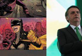 Batman: nova HQ de Frank Miller faz piada com Bolsonaro; confira