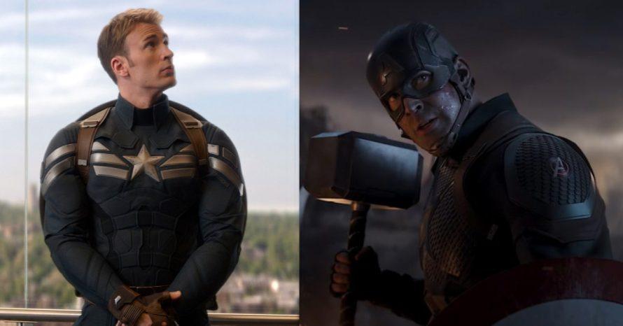 10 cenas marcantes do Capitão América nos filmes da Marvel
