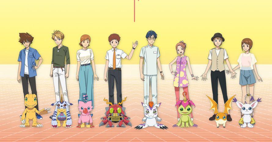 Digimon: novo filme com digiescolhidos originais ganha trailer emocionante; assista