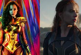 Mulher-Maravilha 1984 e Viúva Negra são os filmes mais esperados de 2020, revela pesquisa