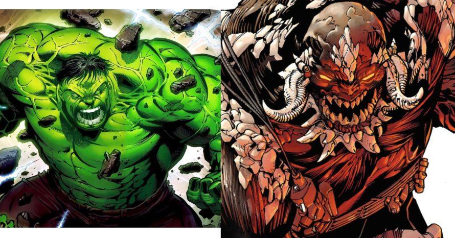 Hulk é tão forte quanto Apocalypse, segundo a própria DC; entenda