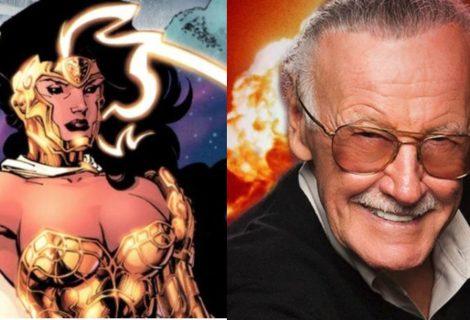 Stan Lee já criou versão da Mulher-Maravilha para a DC; confira