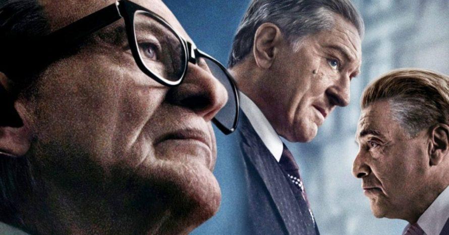 Por que O Irlandês virou um filme tão longo e não uma série