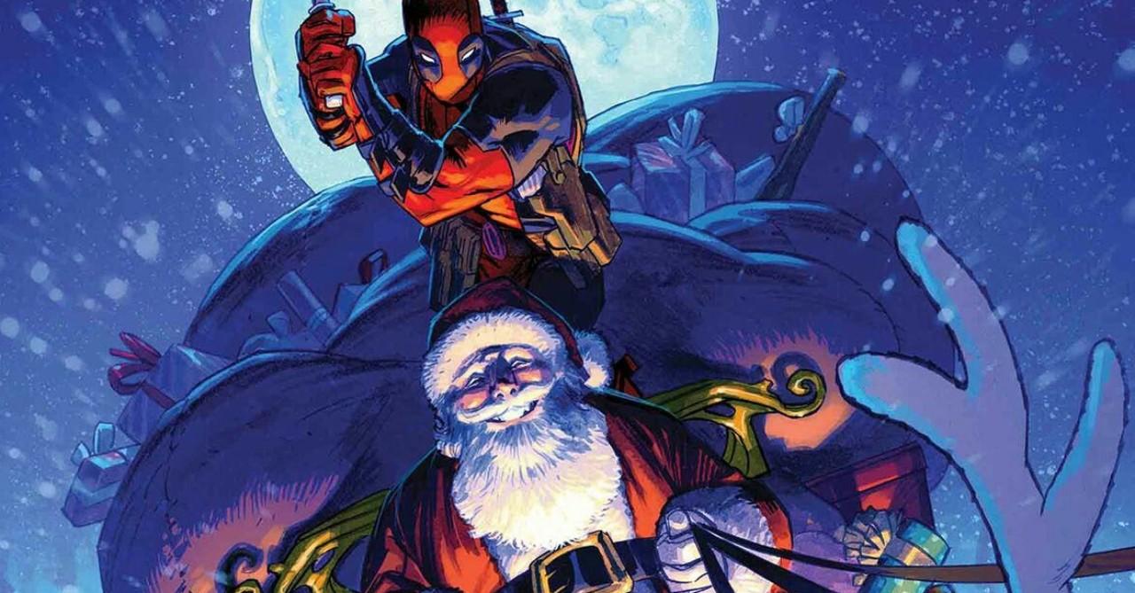A Rena Mais Famosa Do Papai Noel papai noel existe nas hqs da marvel - e é um mutante poderoso
