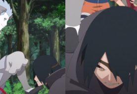 Análise: entenda por que Sasuke apanhou de Urashiki em Boruto
