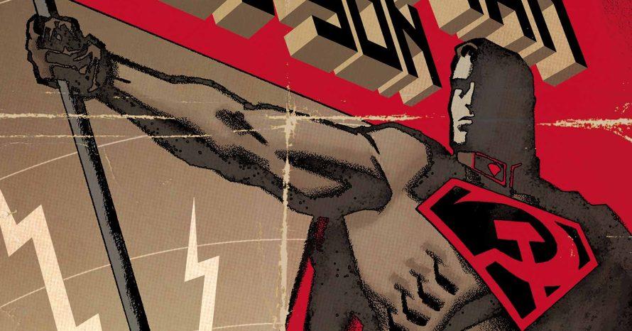 Superman comunista? Conheça a história de Superman: Entre a Foice e o Martelo