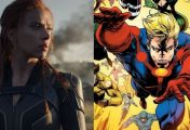 Como Viúva Negra e Os Eternos definirão o futuro do Universo Marvel