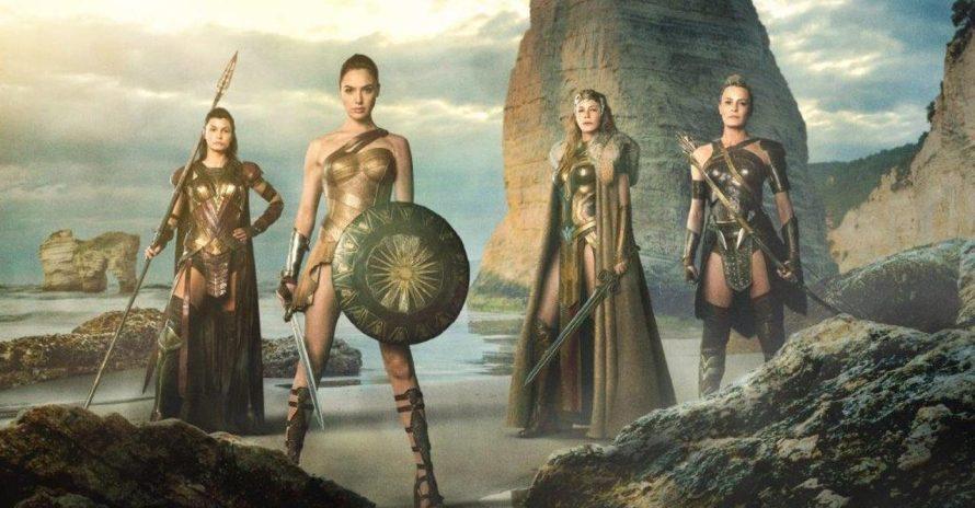 Amazonas da DC terão filme spin-off com Patty Jenkins como produtora