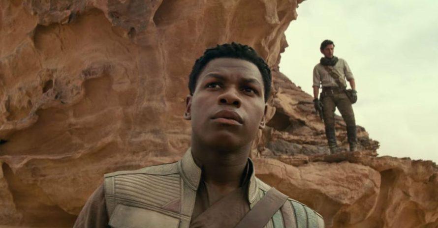 John Boyega, de Star Wars, é fã de animes e indica Naruto e outros