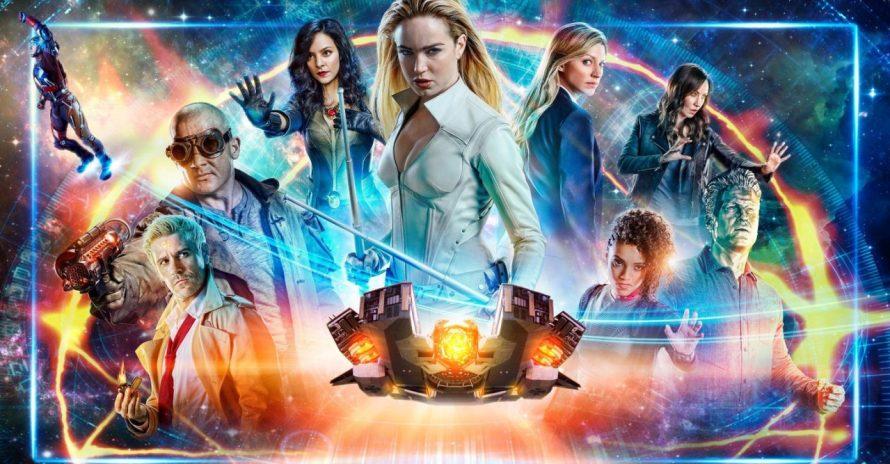 Legends of Tomorrow: trailer do 5º ano foca na Crise nas Infinitas Terras; assista