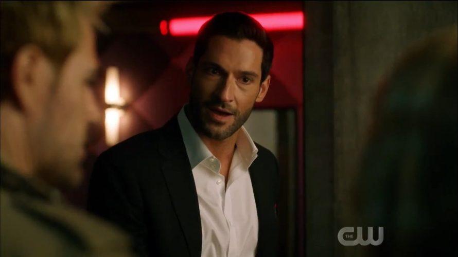 Crise nas Infinitas Terras: Tom Ellis aparece como Lucifer no crossover