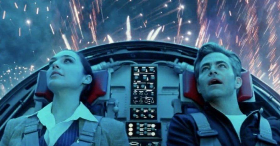 Trailer de Mulher-Maravilha 1984 mostrou o jato invisível? Entenda