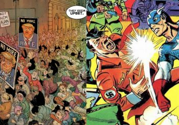 7 vezes em que quadrinhos se envolveram com política