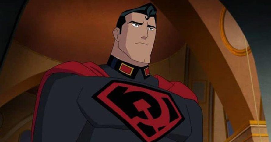 Nova animação Superman: Entre a Foice e o Martelo ganha 1º trailer; assista
