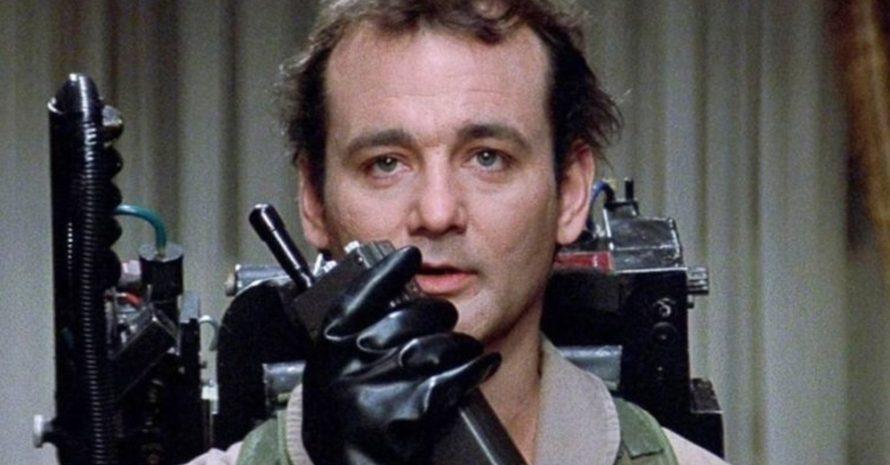 Confirmada a participação de Bill Murray na nova sequência de Caça-Fantasmas