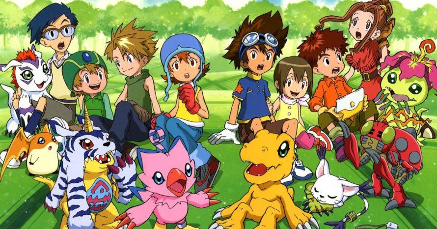 Digimon: reboot do anime original tem nova sequência de digievolução; confira