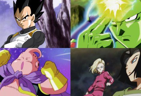 Dragon Ball: os personagens que eram vilões e se tornaram heróis