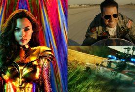 Mulher-Maravilha 1984, Top Gun e mais: os filmes que estreiam em 2020