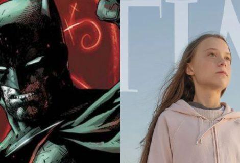 Recente HQ do Batman tem provável referência a Greta Thunberg; confira