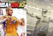 Kobe Bryant já foi capa de vários videogames e até venceu o Oscar