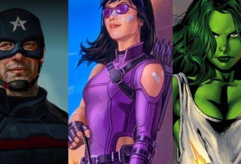 Os personagens que farão sua estreia no Universo Marvel pelas séries do Disney+