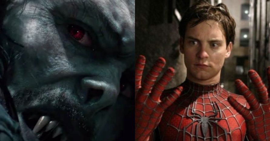 O Homem-Aranha de Tobey Maguire pode aparecer em Morbius? Entenda