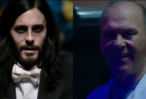 Origens, Michael Keaton e mais: a análise do primeiro trailer de Morbius
