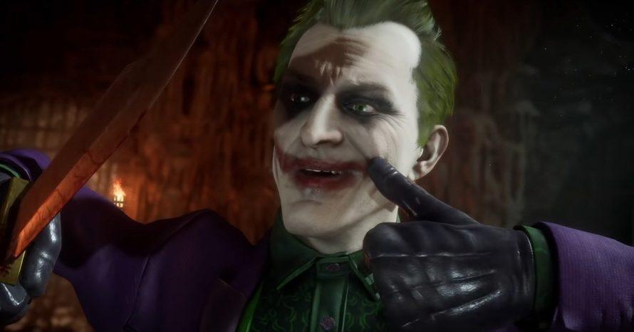 Coringa chega a Mortal Kombat 11 e trailer revela gameplay sangrento; assista