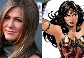 Jennifer Aniston sonhava em interpretar a Mulher-Maravilha nos cinemas