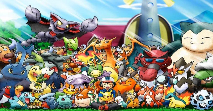 Confira todos os Pokémon que Ash Ketchum já capturou no anime