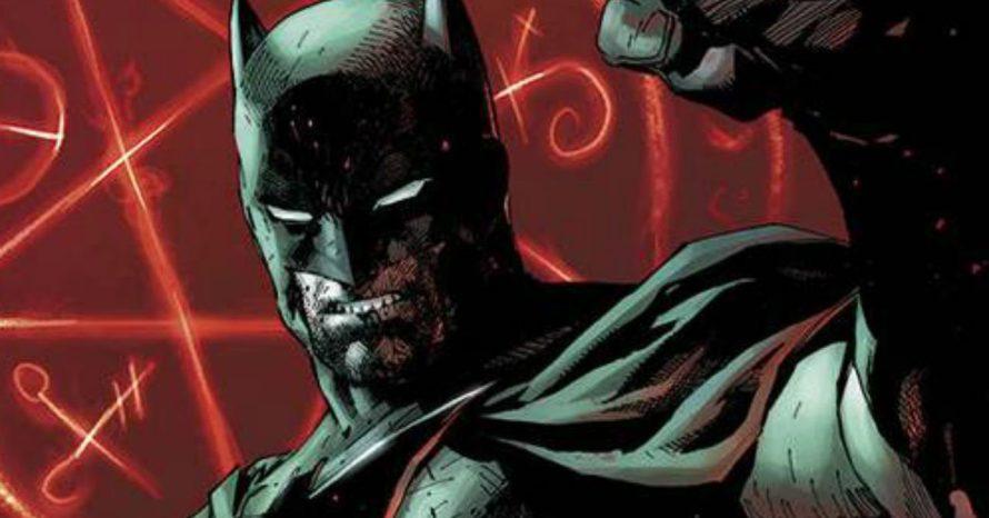 Batman aparece mais assustador e com arma nova em HQ