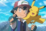 Ash captura seu Pokémon mais poderoso em todo o anime