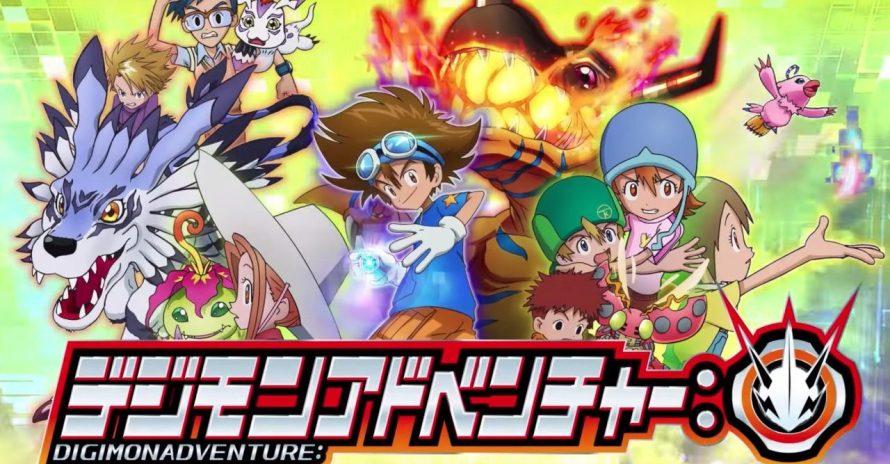 Digimon Adventure: conheça detalhes da trama do reboot do anime
