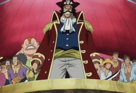 One Piece: anime mostra como terminou a tripulação de Gol D. Roger