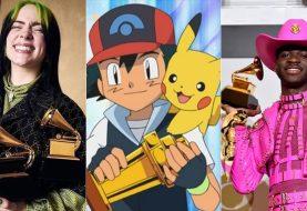 Artista desenha vencedores do Grammy como líderes de ginásio de Pokémon