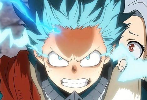 My Hero Academia: Deku alcança novos poderes do One For All no mangá