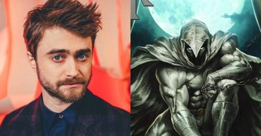Daniel Radcliffe nega que será o Cavaleiro da Lua na série do herói