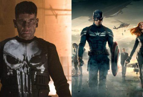 O Justiceiro apareceu em Capitão América: O Soldado Invernal? Entenda